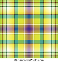 checkered, kleurrijke, model, abstract, seamless, yellow-violet-white
