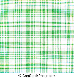 checkered, modèle, résumé, arrière-plan vert, texture.