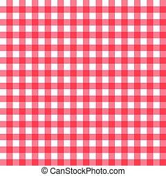 checkered, modèle, seamless