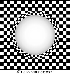 checkered racing background