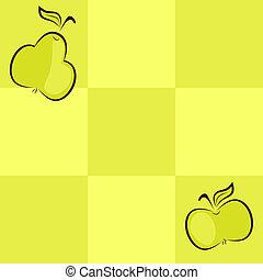 checkered, seamless, 背景