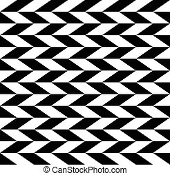 Checkered seamless pattern with alternating parallelogram....