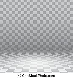 checkered, surface, fond