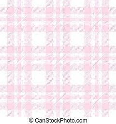 checkered, tafelkleden, model, -, rosel, eindeloos