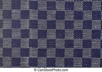 Checkered Textile