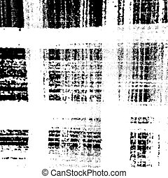 Checkered Texture Distress
