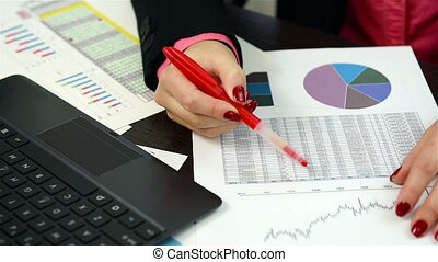 Checking Financial Data
