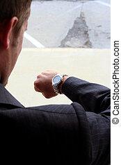 Checking Watch