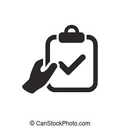 Checklist, Seo Audit Icon
