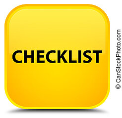 Checklist special yellow square button