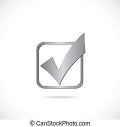 checkmark, ilustração