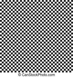 Checkmate or chess seamless pattern. Vector texture. -...