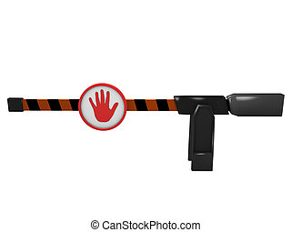 3d image, automatic checkpoint guard