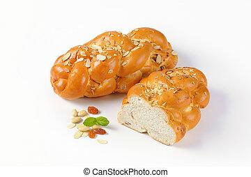 checo, bread, navidad, (vanocka)