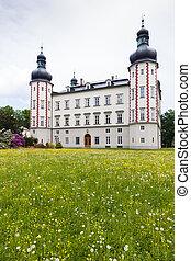 checo, vrchlabi, república, palacio