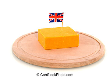 Cheddar cheese a specialty from England