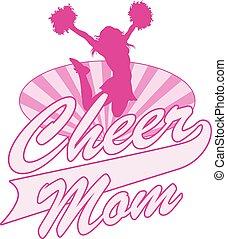Cheer Mom Design