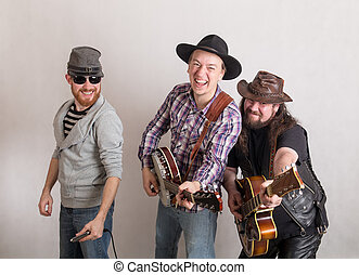 cheerful music group