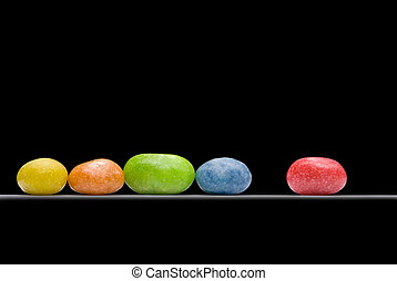 Cheerful sweets