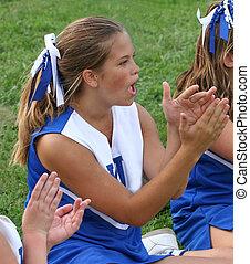 cheerleader, juichen, 3