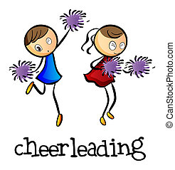 cheerleaders, danse