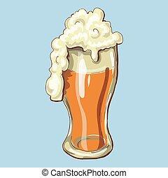 Cheers Happy St. Patrick s Day Beer Mugs. Vector...