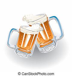 Cheers! (vector)