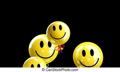 cheery smile