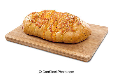 Cheese And Onion Bread Whole