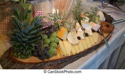 Cheese Buffet - Buffet