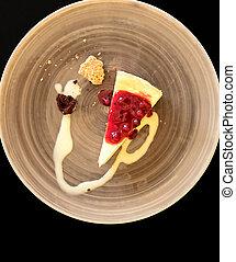 cheese cake dessert 2