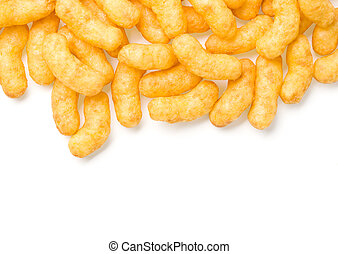 cheese curl snack