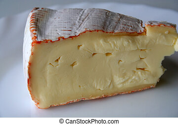 Digital photo of a soft cheese