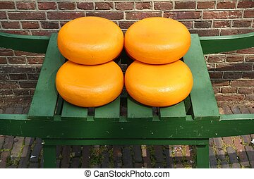 Cheese in Netherlands