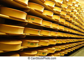 cheese industy in France