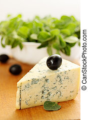 cheese, olives and Oregano