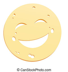 Cheese Smiley