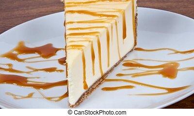 Cheesecake rotate
