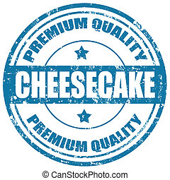 Cheesecake-stamp