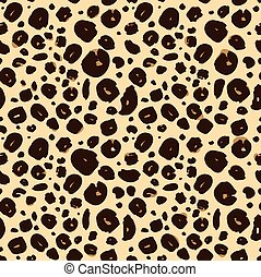 cheetah skin seamless texture, leopard background