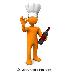 Chef Best Wine