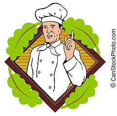 Chef Cook Baker