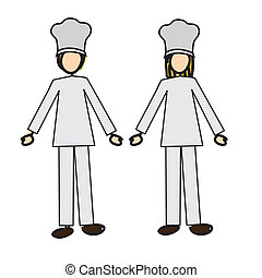 chef couple