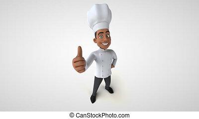 chef cuistot, amusement