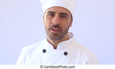 chef cuistot, couteau