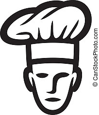 chef face