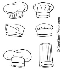 Chef Hat Set Collection