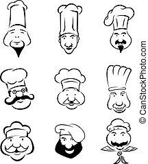 Chef head