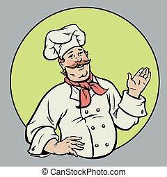 Chef - Illustration
