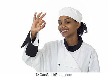 Chef ok sign